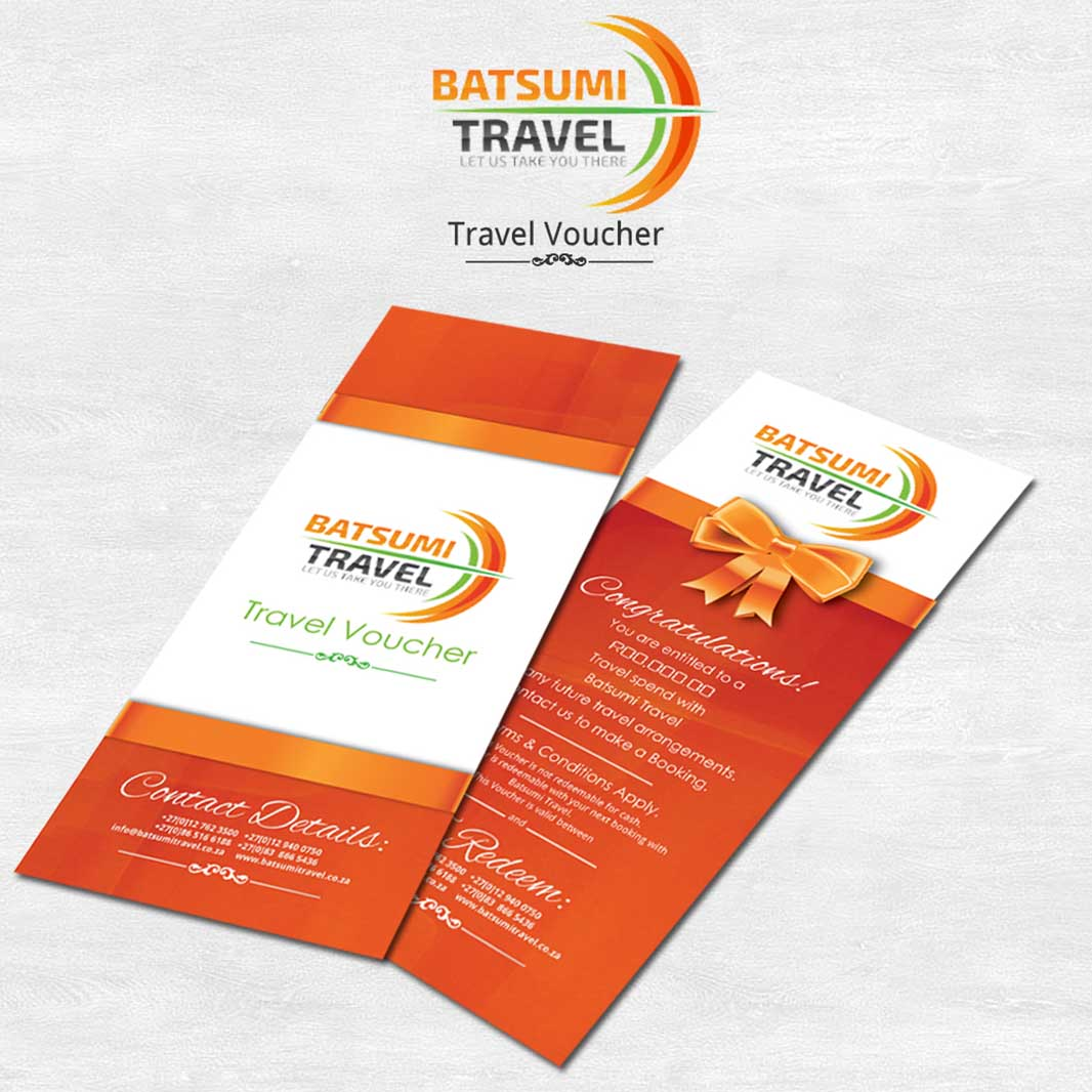 Batsumi Travel Vouchers